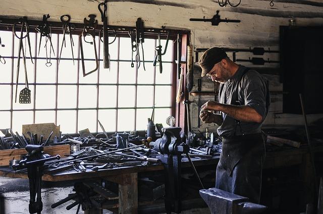 Webdesign für Handwerker Werkstatt