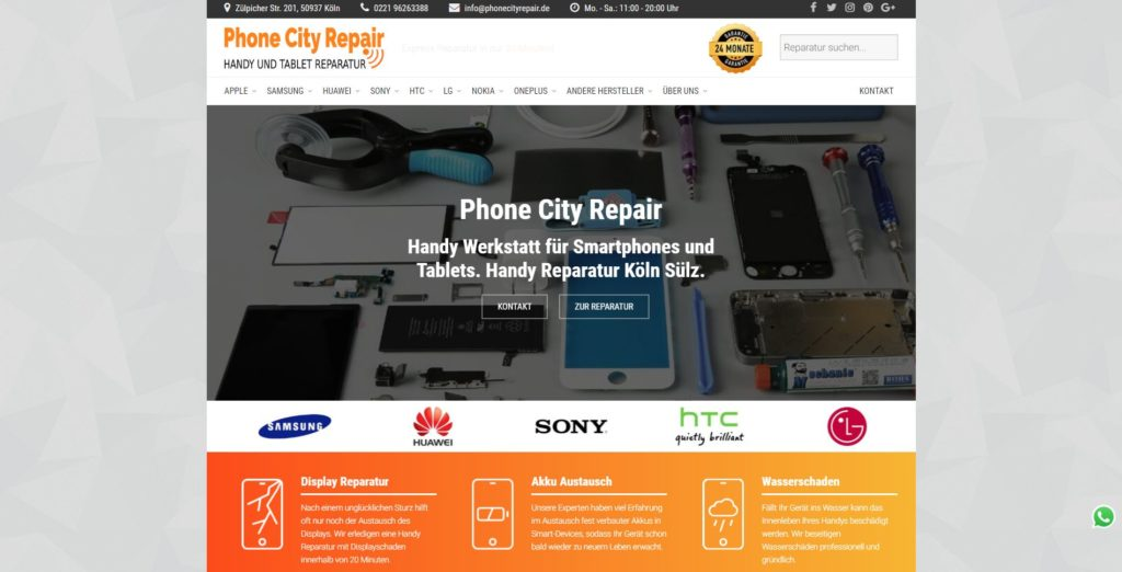 Phone City Repair
